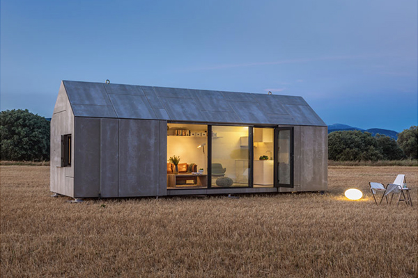 Micro home by Abaton