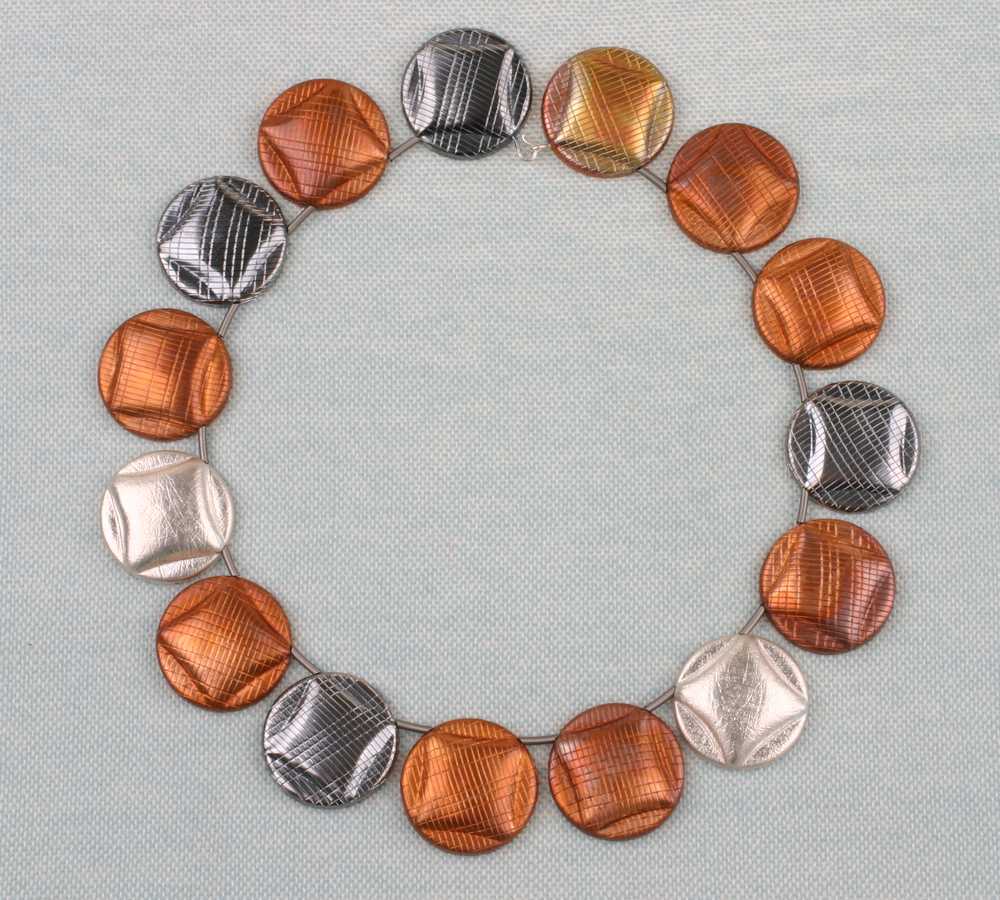 Necklace Bonbon, Marion Pannekoek