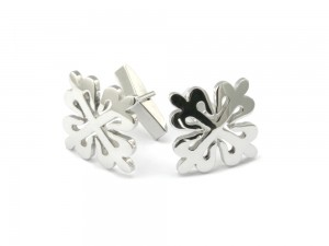 Cuff links Calatrava Cross