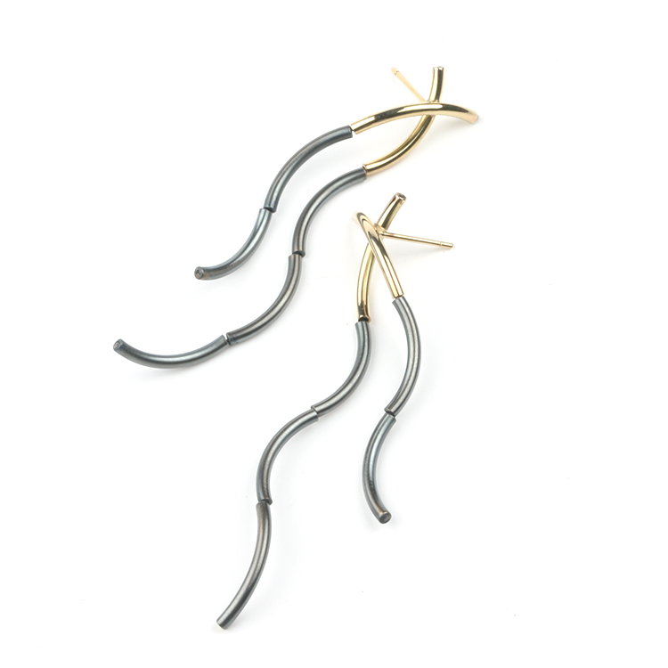 Forever Young long earrings
