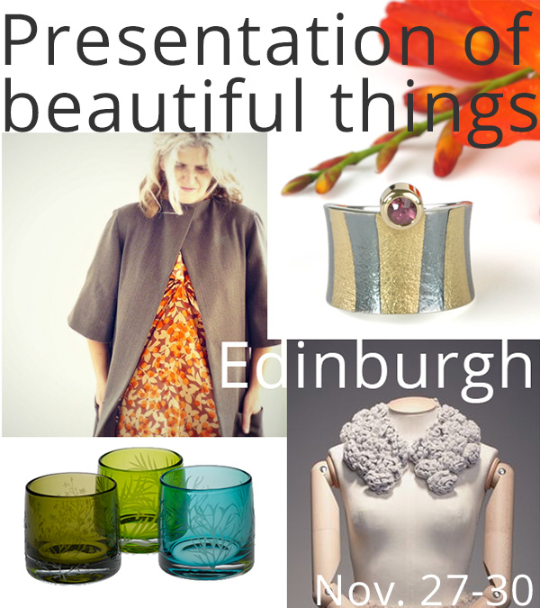 On a journey to Edinburgh with our jewelry