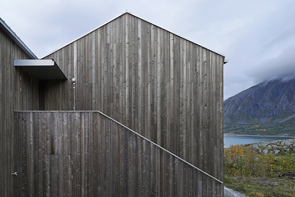 Simple lines house