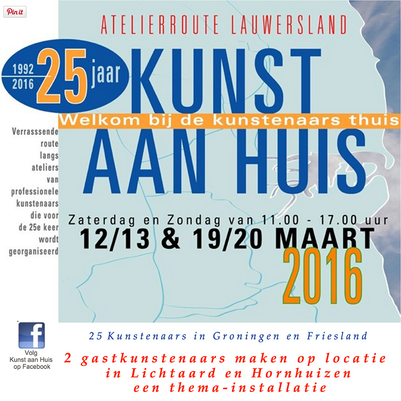 Lauwersland Art Trail 2016