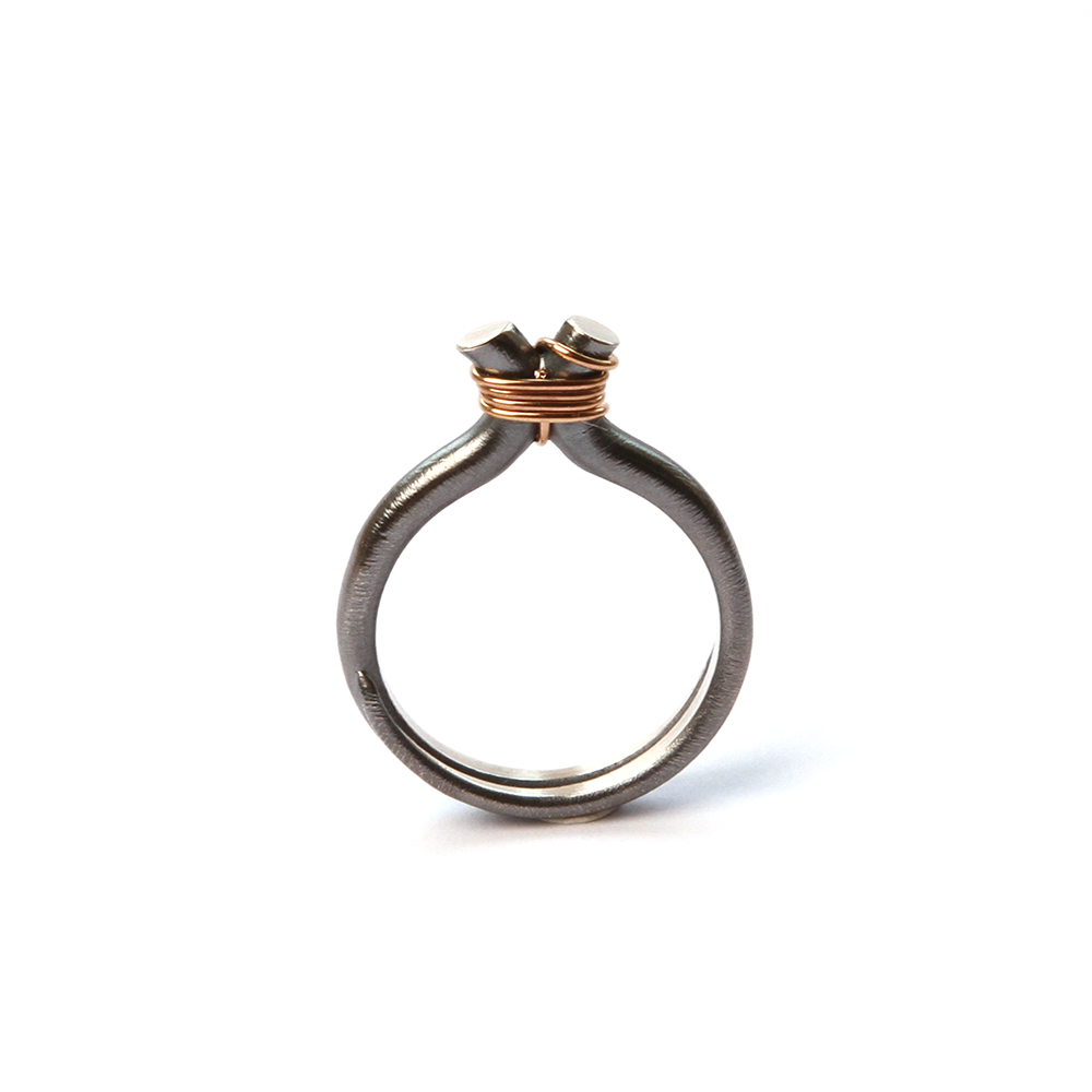 Latest version of our ring The Embrace