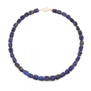 A beautiful Lapis Lazuli necklace