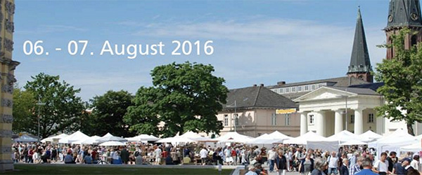 International ceramic days Oldenburg 2016