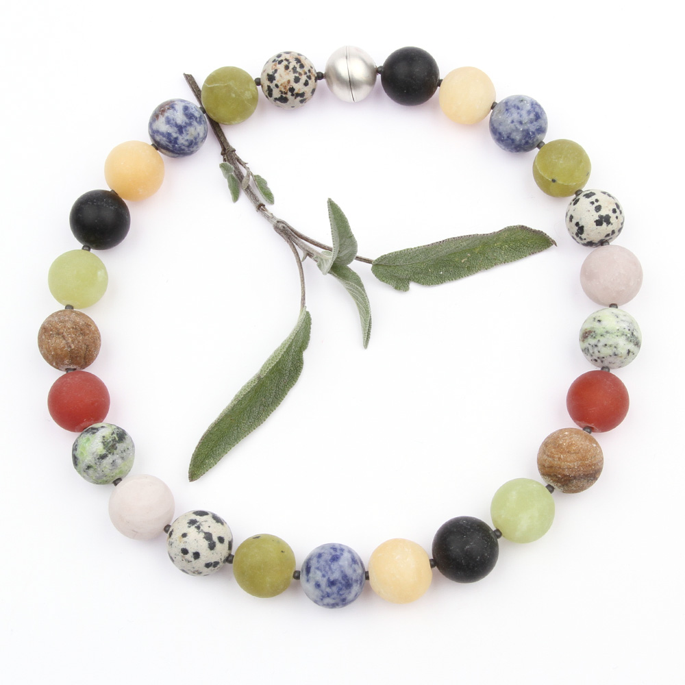 jewellery online necklaces semi precious buy htm stone