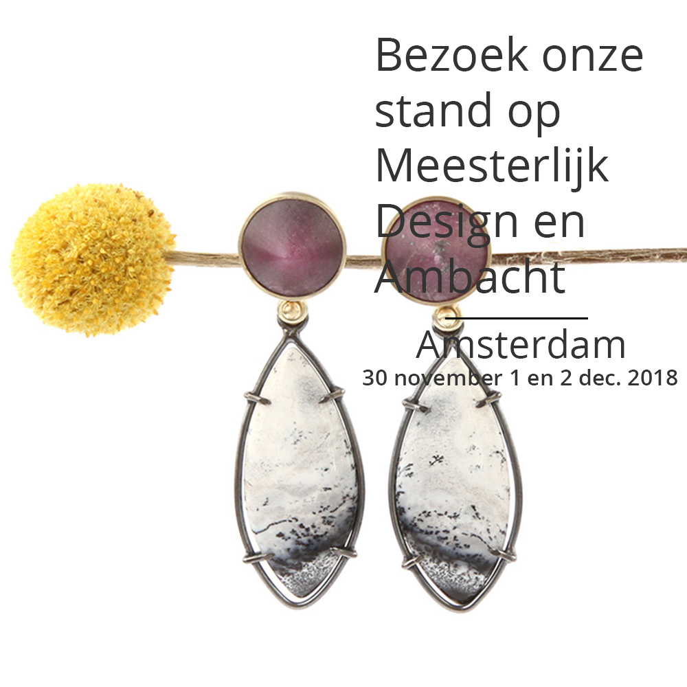 The Jewelry Story at Meesterlijk Design and Ambacht