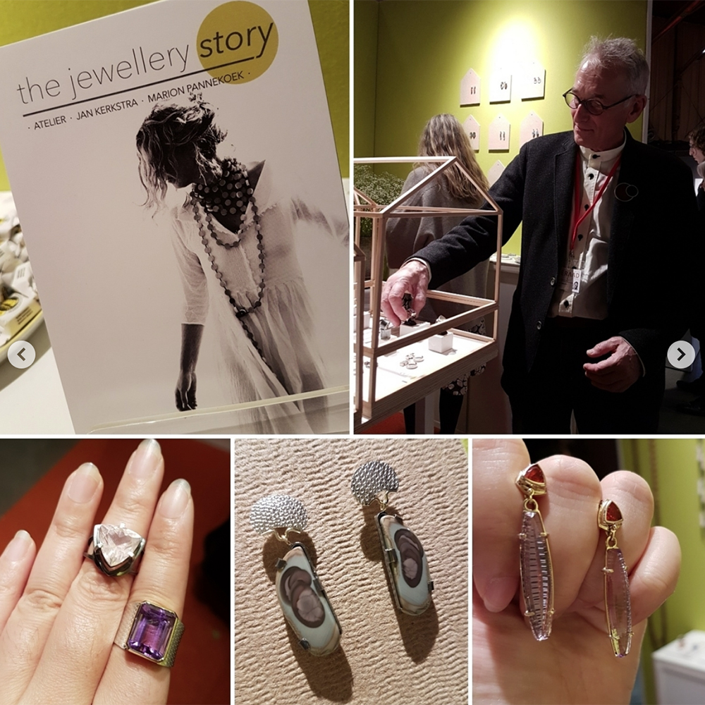The Jewellery Story op Sieraad Art Fair 2019