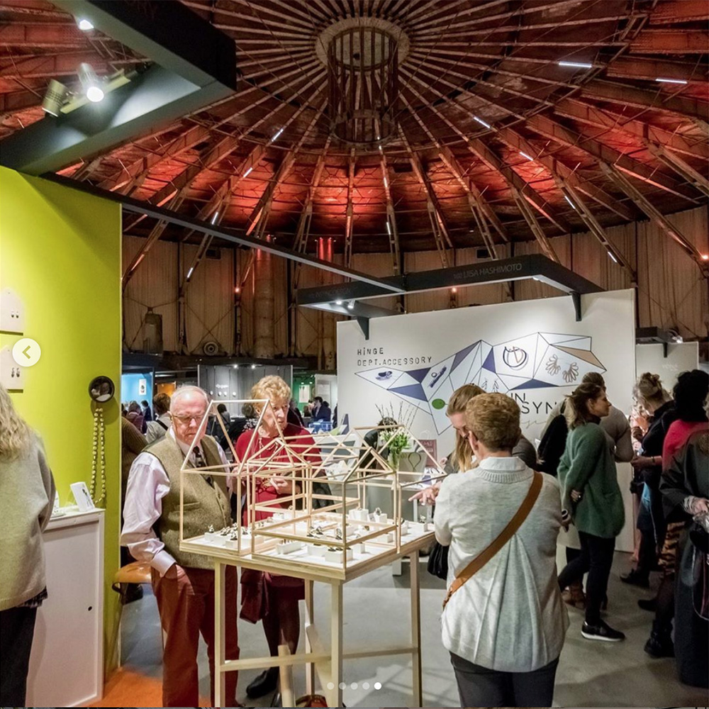 The jewelry Story op Sieraad Art Fair 2019